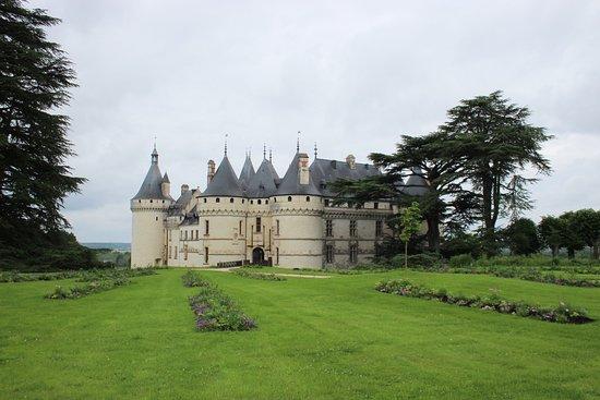 Centre-Val de Loire, France : Château de Chaumont sur Loire