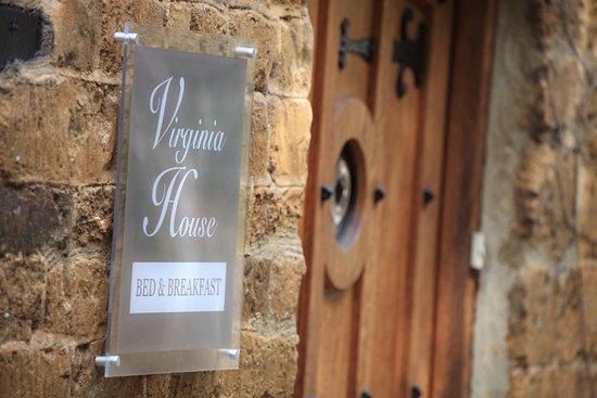 Oxfordshire, UK: Guest entrance