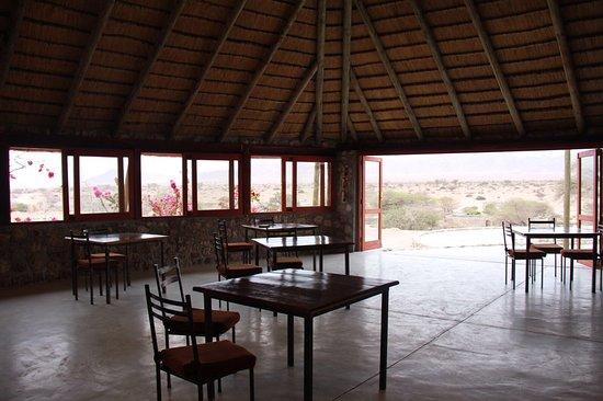 Solitaire, Namibia: Un superbe Hotel avec de très bons repas et une équipe géniale