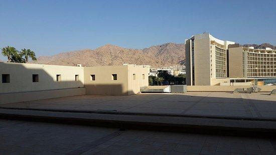 InterContinental Aqaba Resort: View to the City