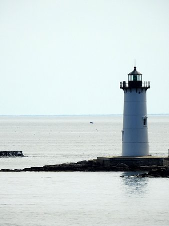 Portsmouth Harbor Lighthouse Foto
