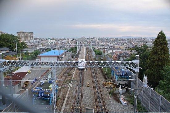 Sanyo Shinkansen Memorial Park