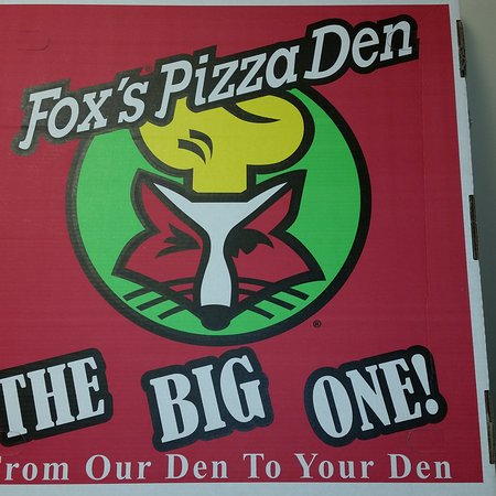 Smethport, PA: Fox's Pizza Den