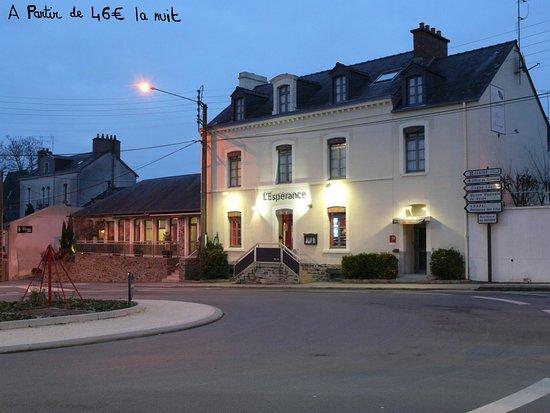 Vitre, Prancis: HOTEL L'ESPERANCE