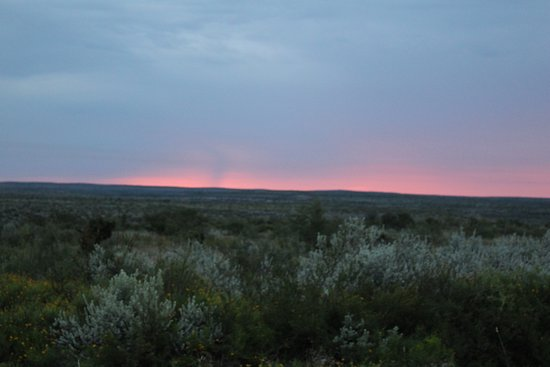 Comstock  Val Verde County, Teksas: Beautiful Sunrises