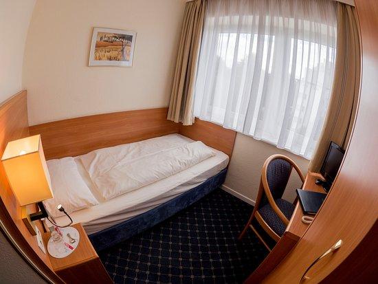 Elbbrücken Hotel: Einzelzimmer Economy