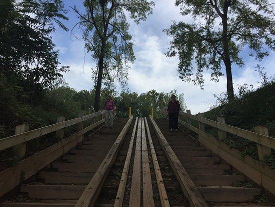 Powhatan, VA: A Fall Visit to see the new Park.