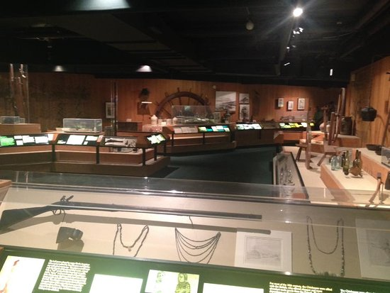 Mississippi River Museum at Mud Island: Museo