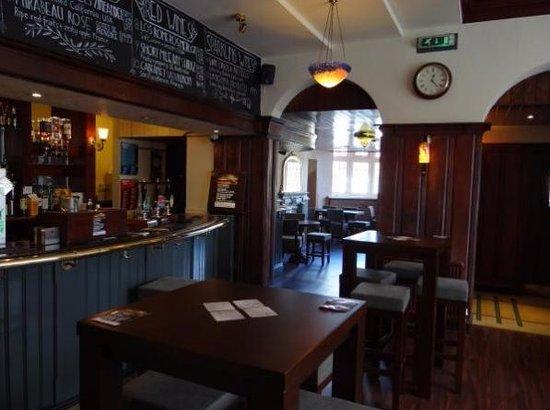 North Yorkshire, UK : Main Lounge Bar Area