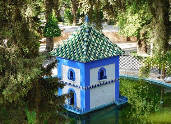 Rute, Spain:  Parque de Nuestra Senora del Carmen