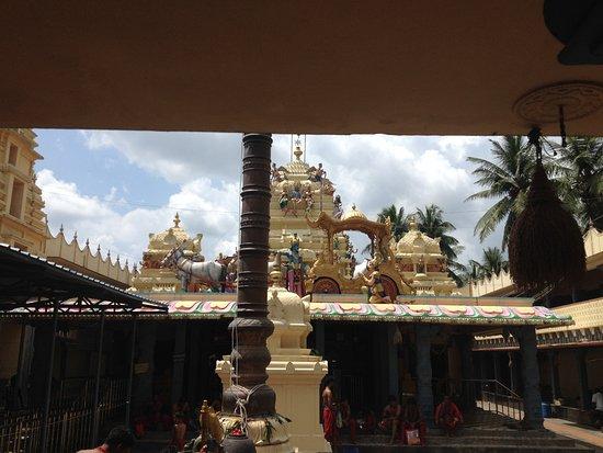 Amalapuram, India: temple
