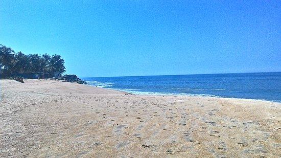Ullal Beach: No one left!