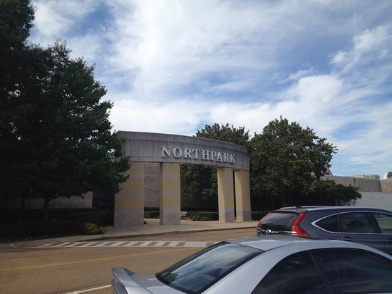 Northpark Mall: Ingresso