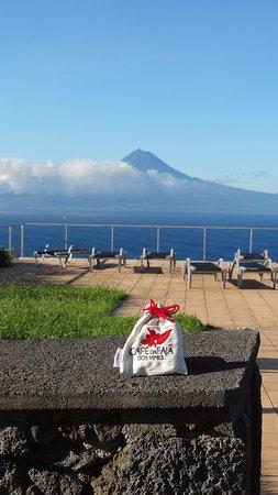 Rosais, Portugal: le mont Pico , sur l'île du même nom
