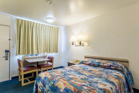 Moses Lake, Вашингтон: Guest Room