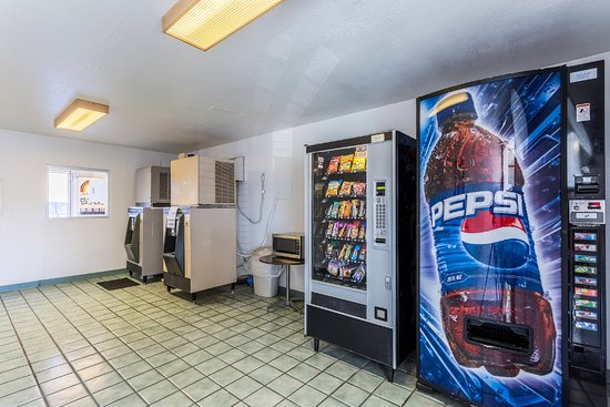 Moses Lake, WA: Vending