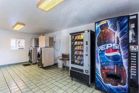 Moses Lake, Вашингтон: Vending