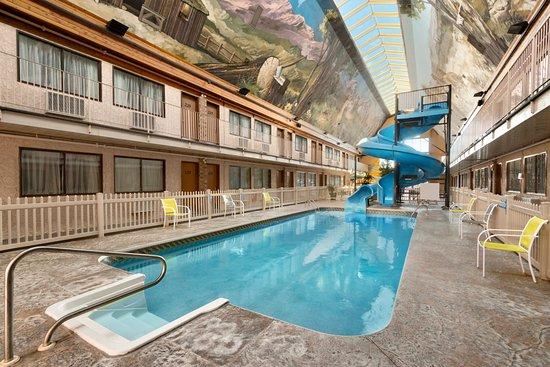 Lethbridge, Canadá: Indoor Pool