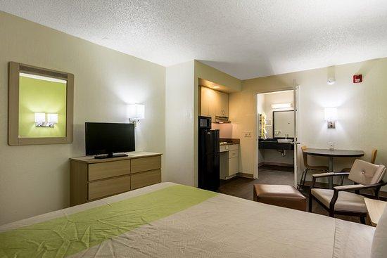 Marietta, Georgien: Guest Room