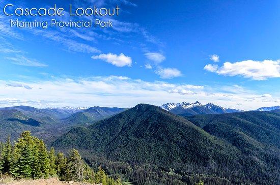 Manning Park, Canada: Cascade Lookout