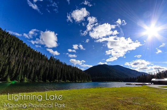 Manning Park, Canada: Lightning Lake