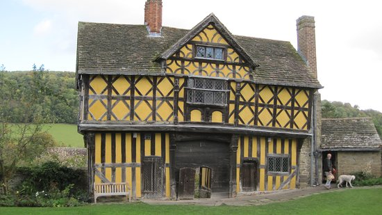 Ludlow, UK: The gate house