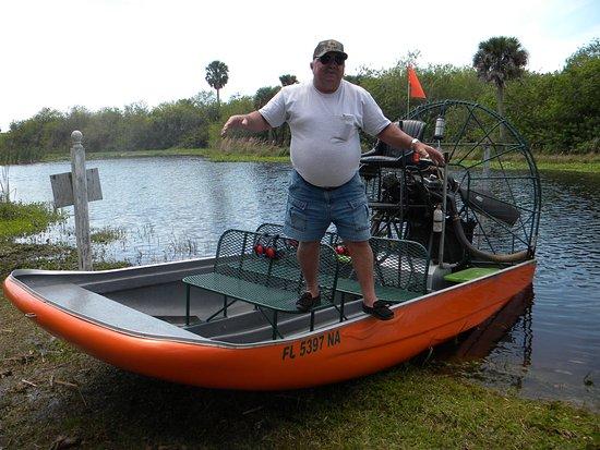 Meet Captian Dennis Smith, Okeechobee, Florida