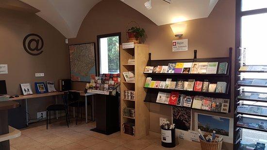 Saint-Remy-de-Provence, France: Office de Tourisme Saint Rémy de Provence