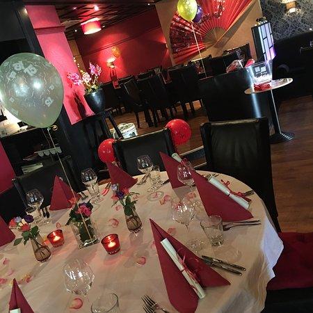 Bennebroek, Нидерланды: Zen Restaurant Lounge