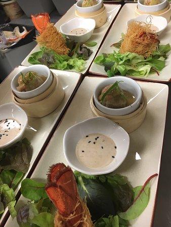 Bennebroek, Belanda: Zen Restaurant Lounge