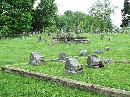 Sinking Spring Cemetery : cemetery