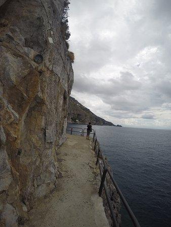 Bilde fra Fiordo di Furore