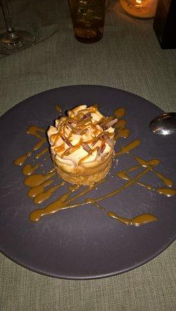 Alana restaurant: Banoffee cheesecake