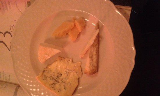 Selezioni di formaggi