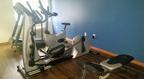 Comfort Inn Kalamazoo: Fitness Center