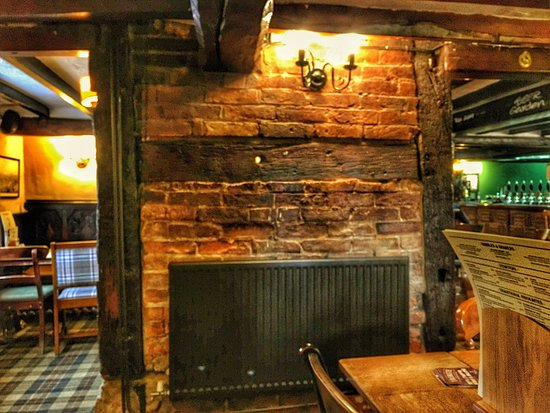 Newton Burgoland, UK: The Belper Arms