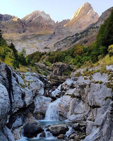 Bielsa, Spania: Cascadas La Larri