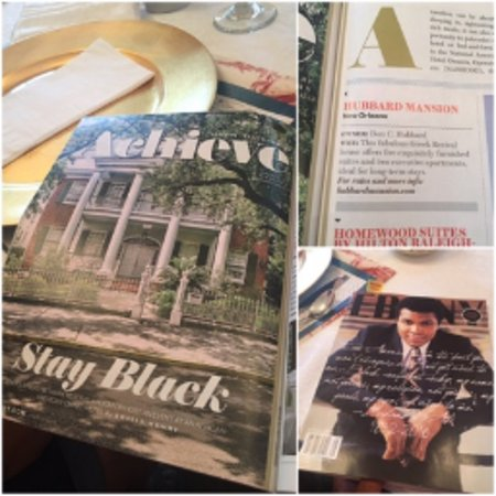 Hubbard Mansion: Their feature in Ebony Magazine (August 2016)