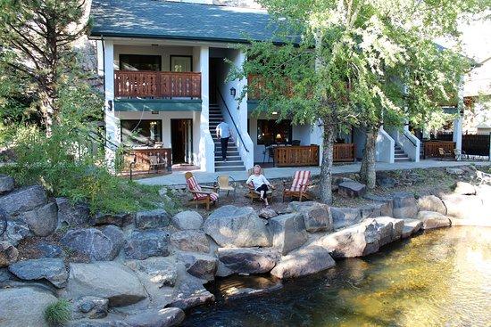 Silver Moon Inn: Relax an denjoy