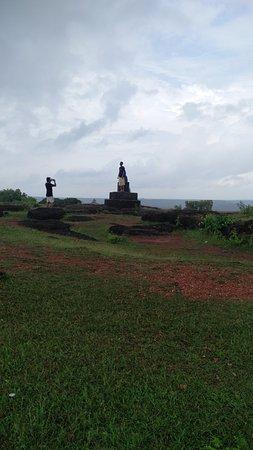 Chapora, Ινδία: monument