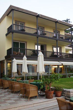 Bellevue San Lorenzo: Junior Suiten vom Bar-Garten