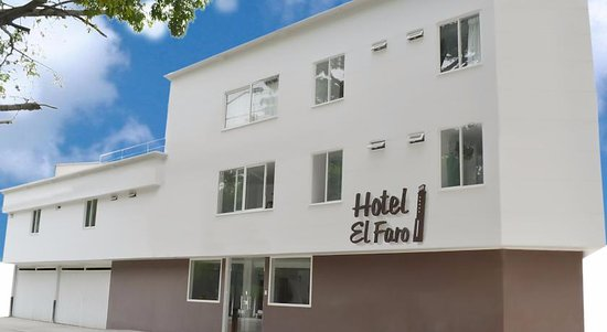 Hotel El Faro Buga: FACHADA HOTEL