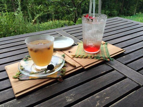 Nantan, ญี่ปุ่น: 雰囲気の良いカフェでした。