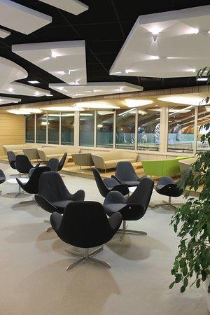 Veigy-Foncenex, Francia: Lounge Bar2