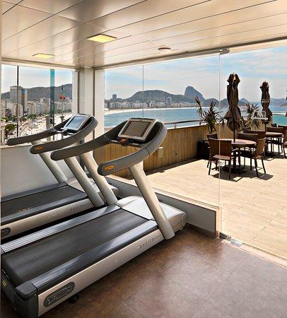 Orla Copacabana Hotel: Fitness room