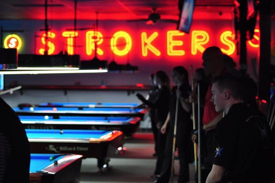 Palm Harbor, FL: Junior professionals training at Stroker's