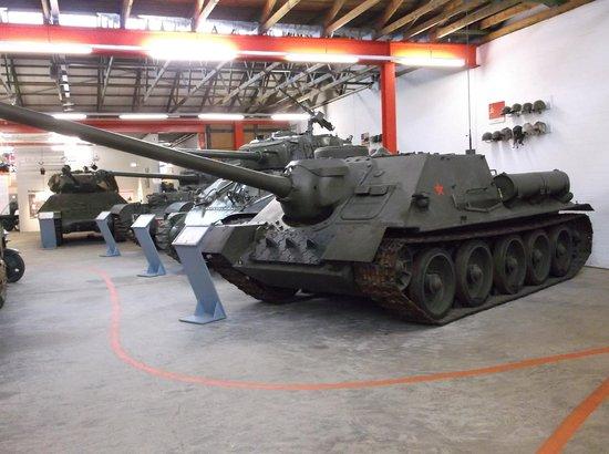 Panzermuseum münster