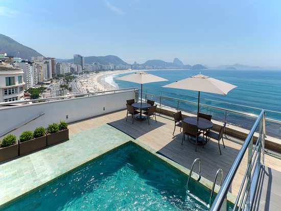 Orla Copacabana Hotel Photo