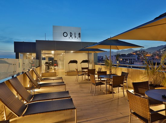 Orla Copacabana Hotel Photo