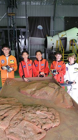 Pimpama, Australien: Will it work on Mars?